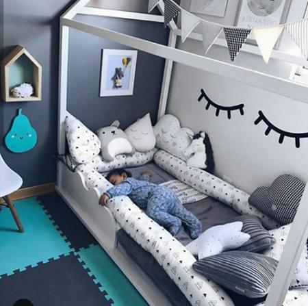 ديكورات ورق حائط غرف نوم اطفال